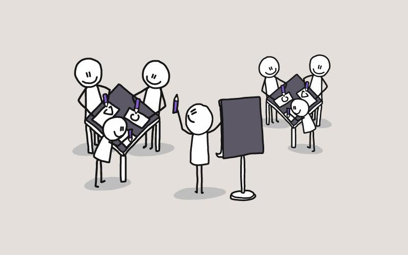 Creativity Catcher koolitused